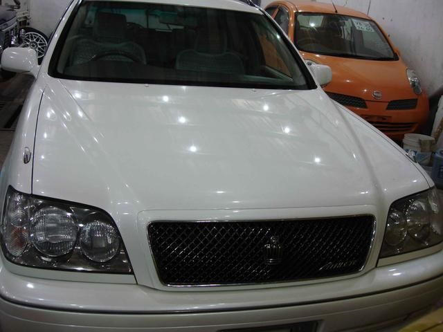 2001 Toyota Crown Estate