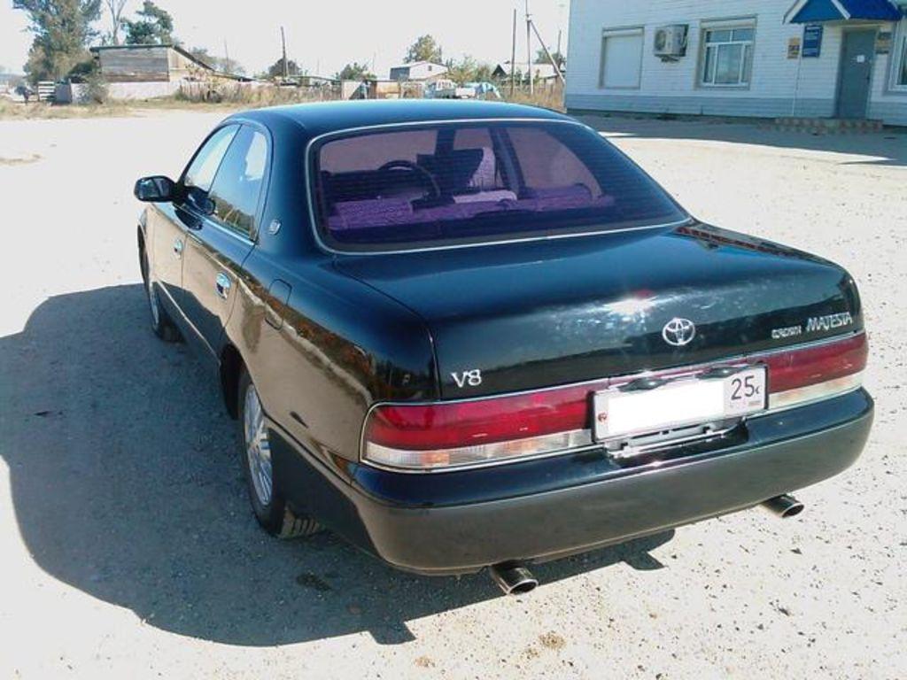 Kelebihan Toyota Crown 1995 Spesifikasi
