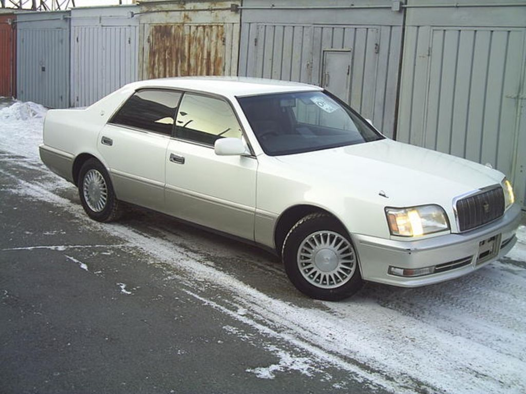 Kelebihan Kekurangan Toyota Crown 1998 Harga