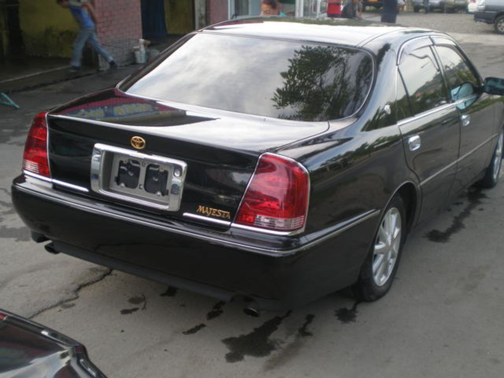 2002 Toyota Crown Athlete Estate Four related infomation ...