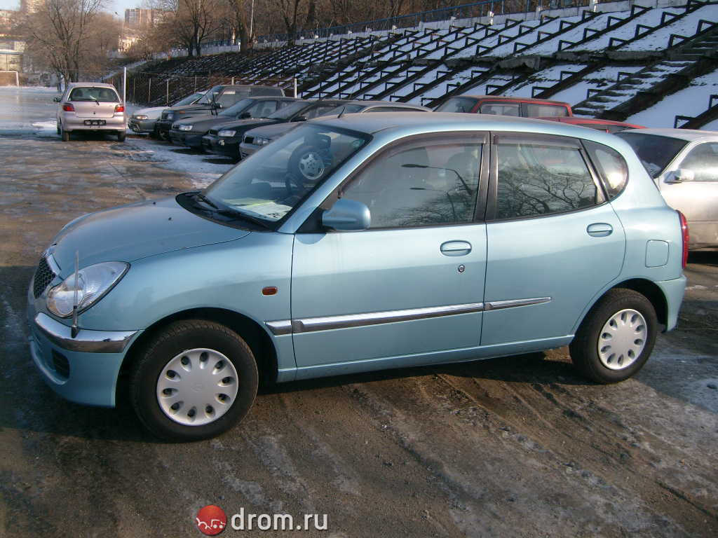 2002 Toyota DUET For Sale, Gasoline, Automatic For Sale