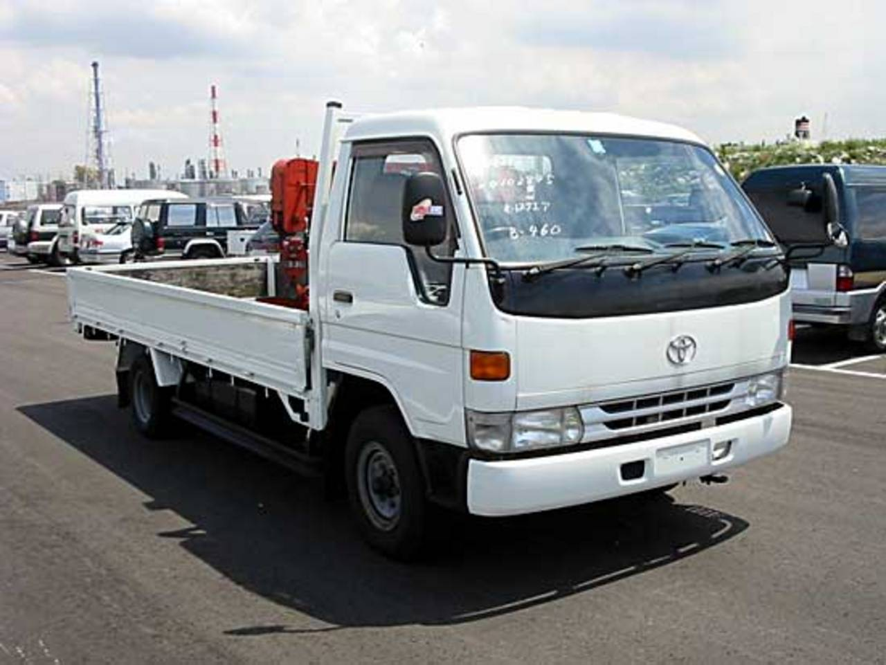 Used Toyota For Sale >> 1996 Toyota DYNA Wallpapers
