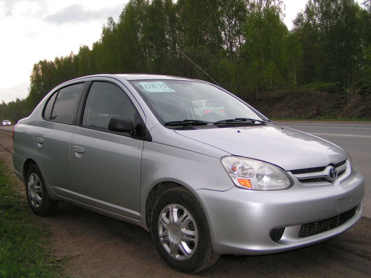 2003 Toyota Echo related infomation,specifications - WeiLi ...
