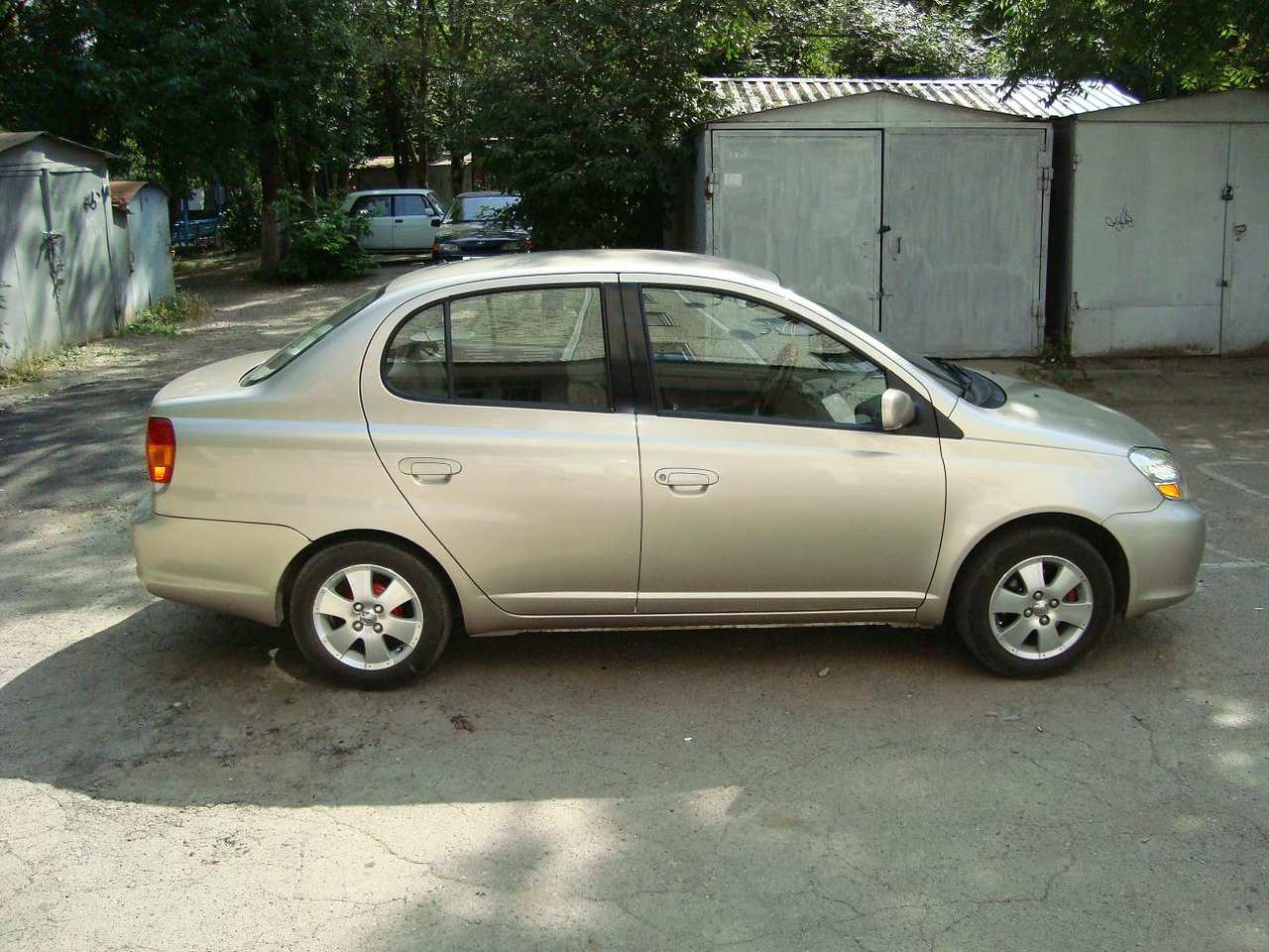 2003 toyota echo wallpapers 1 5l gasoline ff automatic for sale