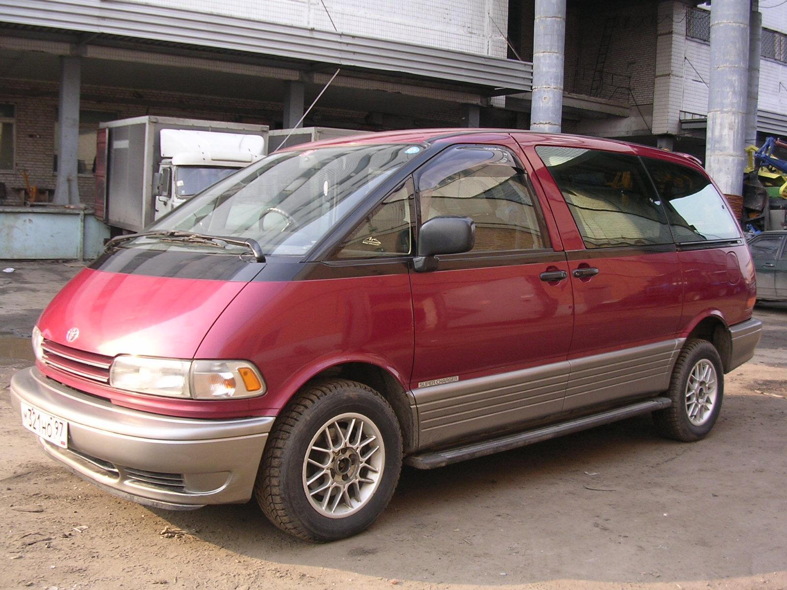 Toyota Estima Used Car For Sale