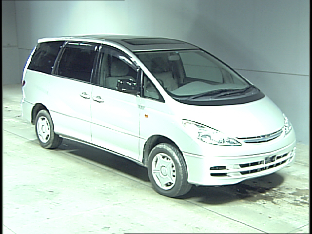 2000 Toyota Estima Photos