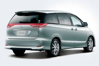 2001 Toyota Estima Wallpapers For Sale