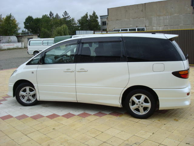 2002 Toyota Estima Photos 3 0 Gasoline Ff Automatic