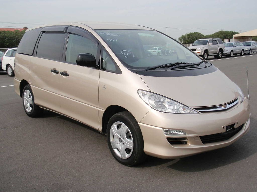 Review Toyota Estima Picture Cars Pictures