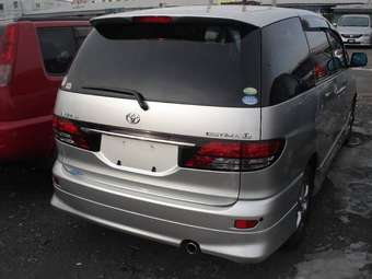 2005 Toyota Estima For Sale