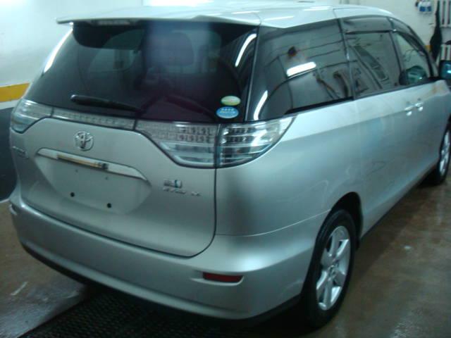 2007 Toyota Estima Photos 2 4 Automatic For Sale