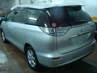 2007 Toyota Estima For Sale