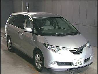 2008 Toyota Estima Hybrid Photos