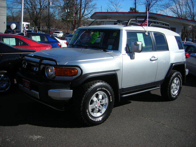 2007 toyota fj cruiser for sale 4 0 gasoline automatic. Black Bedroom Furniture Sets. Home Design Ideas