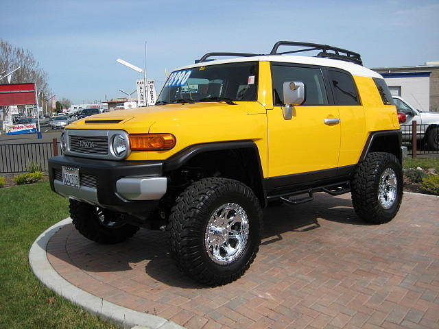 2007 toyota fj cruiser photos 4 0 gasoline automatic for sale. Black Bedroom Furniture Sets. Home Design Ideas