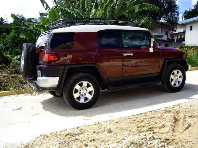 2008 toyota fj cruiser for sale 4000cc gasoline. Black Bedroom Furniture Sets. Home Design Ideas