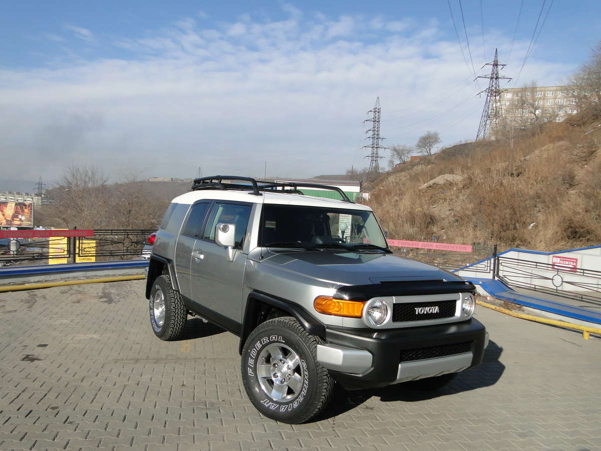 2010 toyota fj cruiser pics 4 0 gasoline automatic for sale. Black Bedroom Furniture Sets. Home Design Ideas
