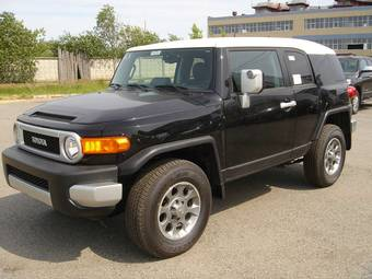 used 2012 toyota fj cruiser photos 4000cc gasoline. Black Bedroom Furniture Sets. Home Design Ideas