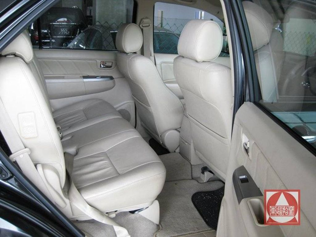 2005 Toyota Fortuner For Sale