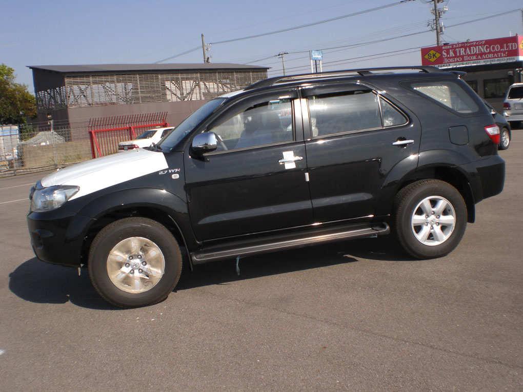 2008 Toyota Corolla For Sale >> 2008 Toyota Fortuner For Sale, 2700cc., Gasoline ...