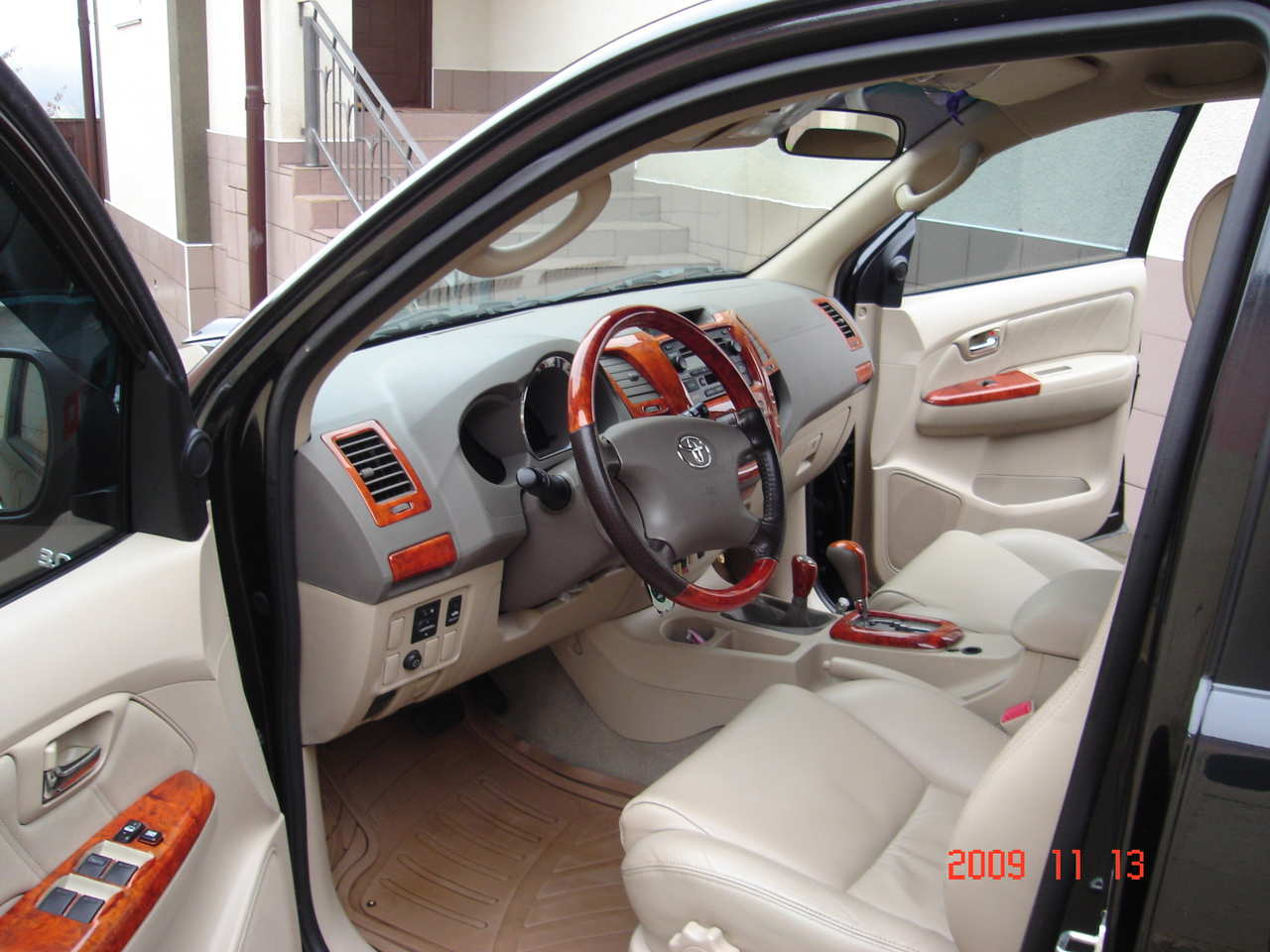 2008 Toyota Fortuner Photos 3 0 Diesel Automatic For Sale
