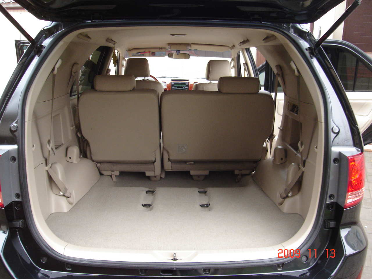 2008 Toyota Fortuner Pictures 3 0l Diesel Automatic