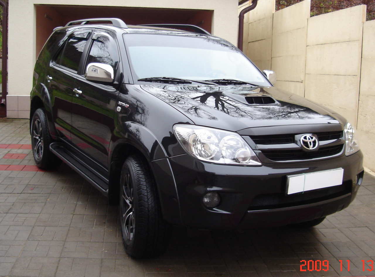 2008 Toyota Fortuner Pics, 3 0, Diesel, Automatic For Sale
