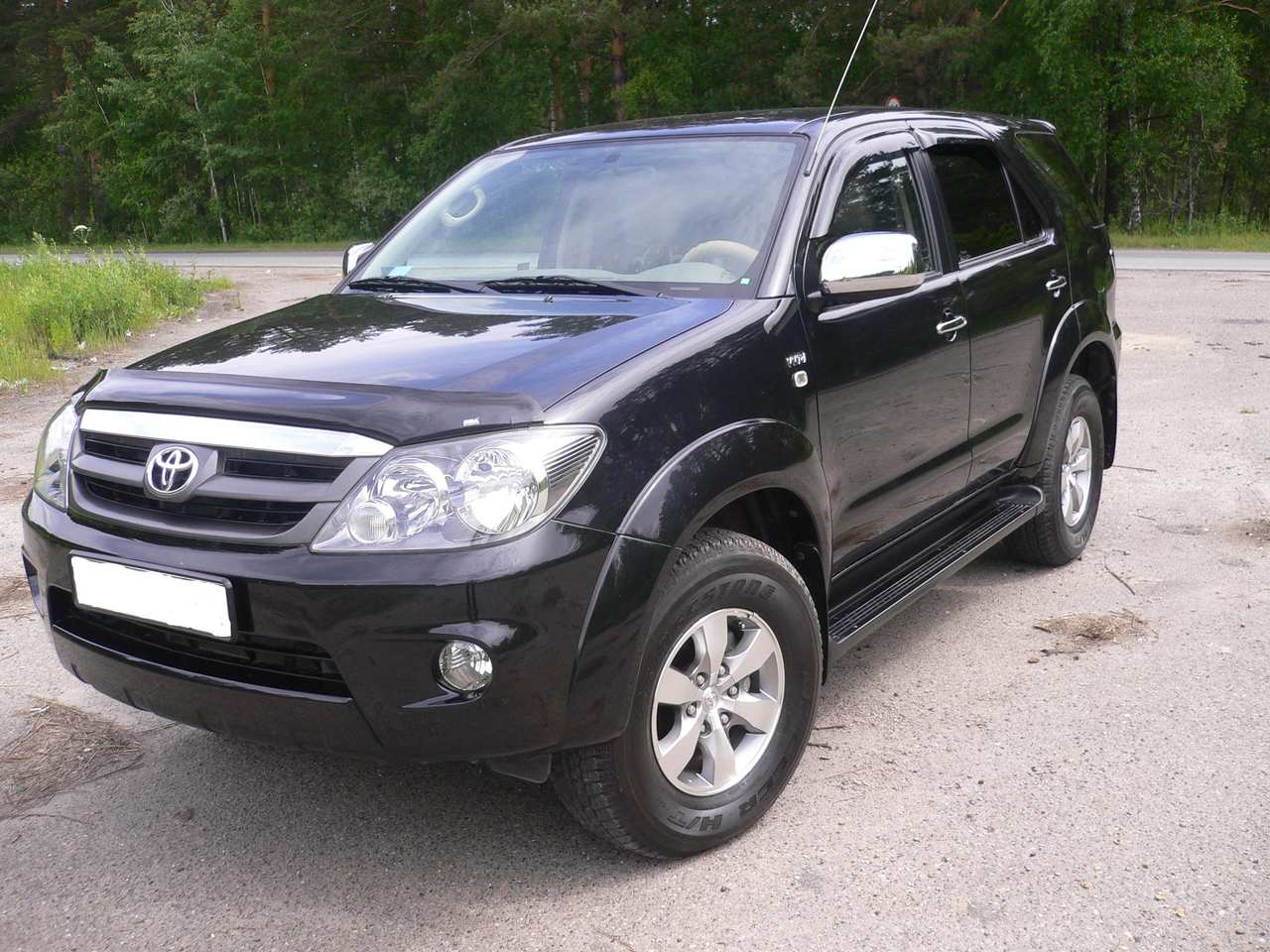2008 Toyota Fortuner Photos, 2 7, Gasoline, Automatic For Sale