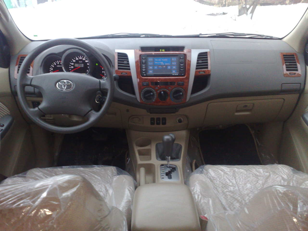 Used Toyota Corolla For Sale >> 2009 Toyota Fortuner Pictures, 2700cc., Gasoline ...