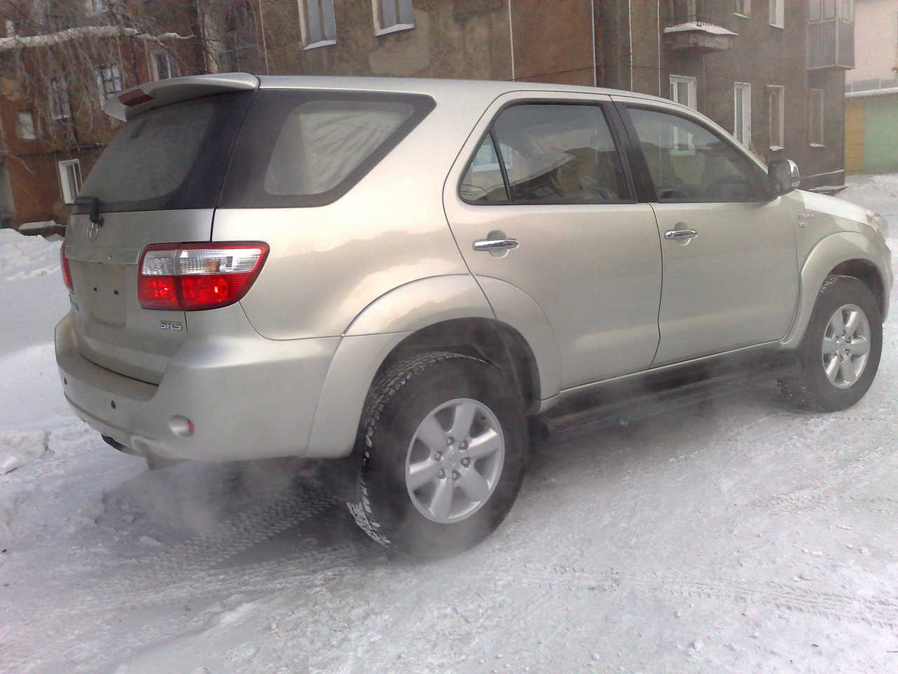 2010 Toyota Fortuner For Sale 2700cc Gasoline