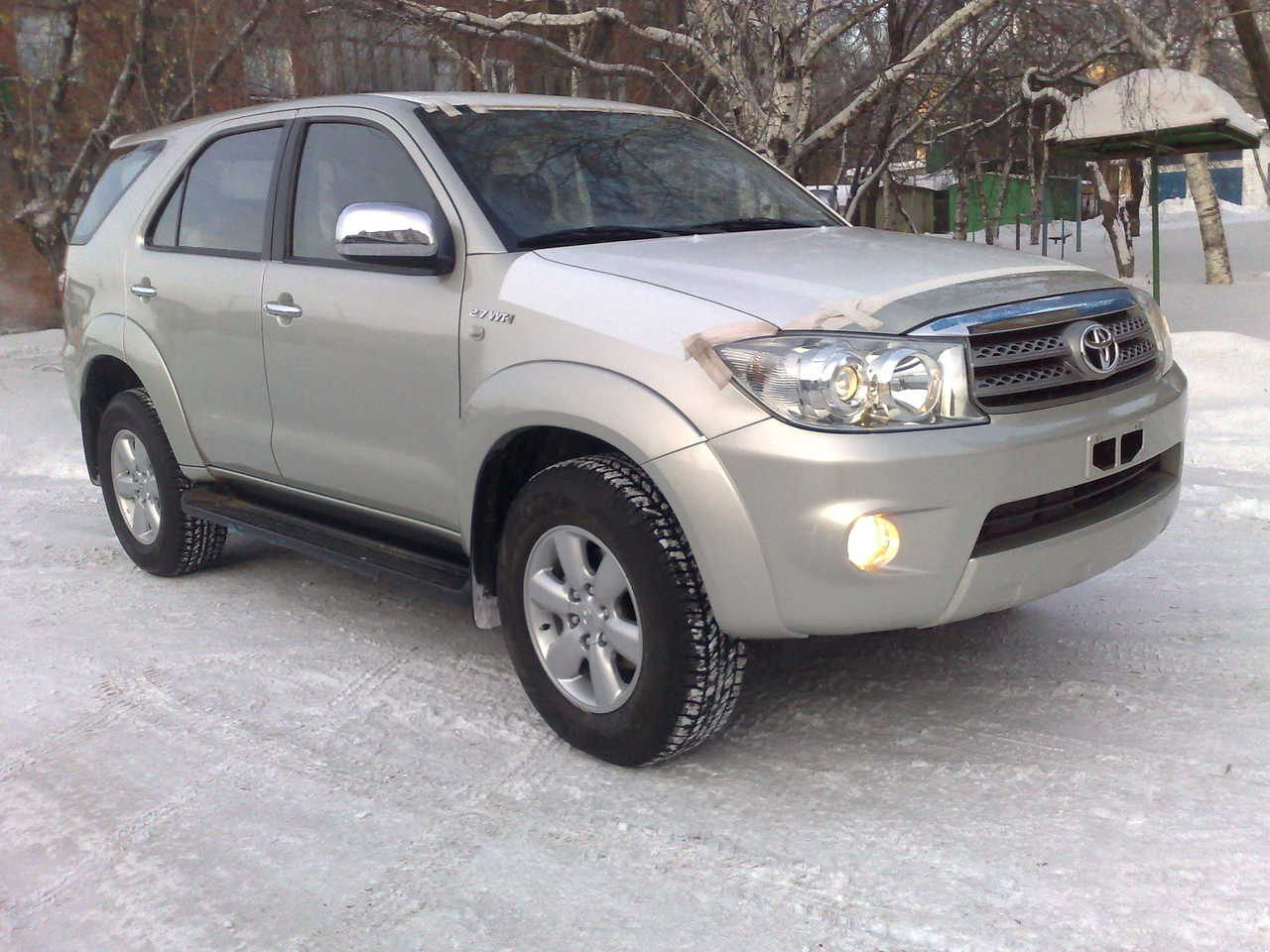 2010 Toyota Fortuner Pictures 2 7l Gasoline Automatic For Sale