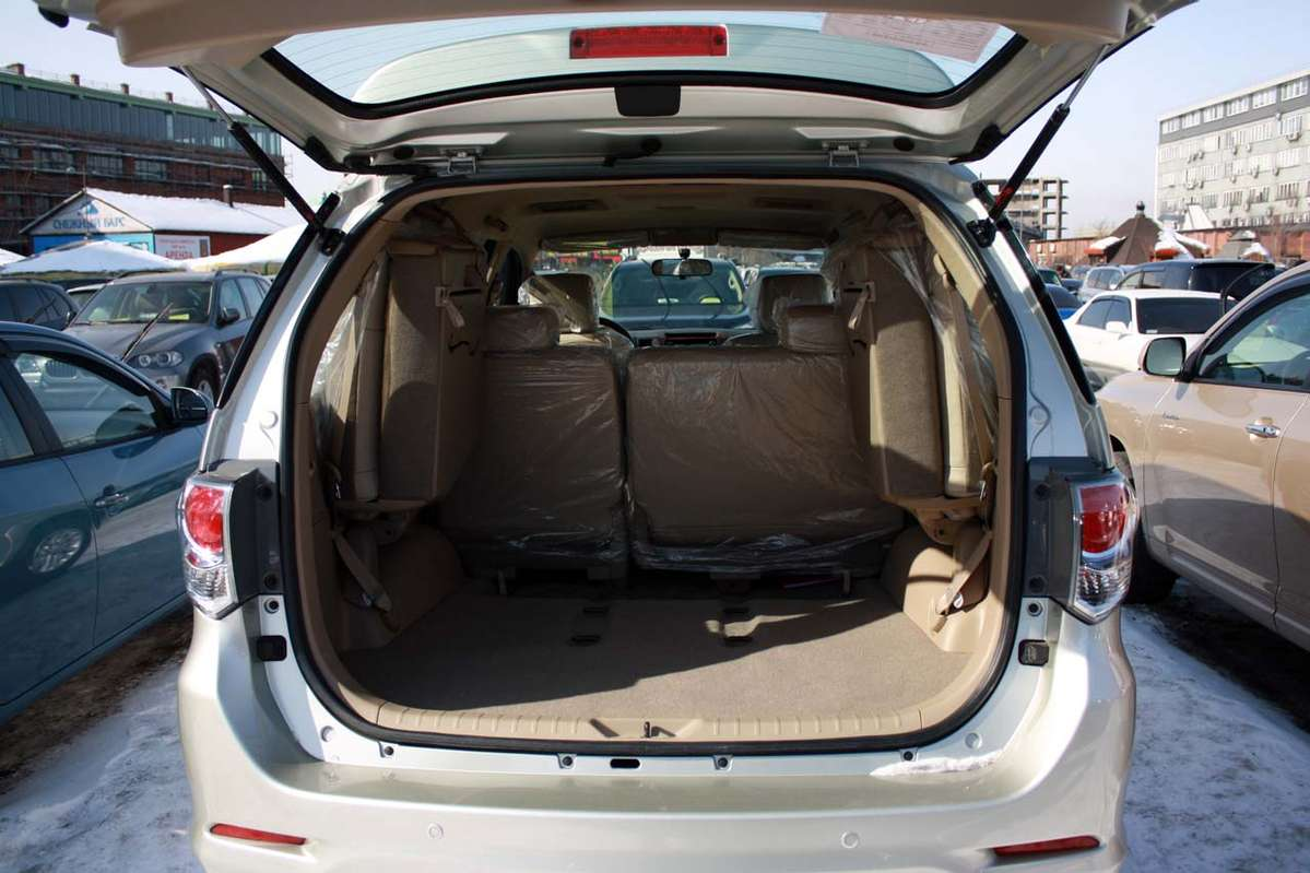 2012 toyota fortuner wallpapers 2 7l gasoline automatic for sale