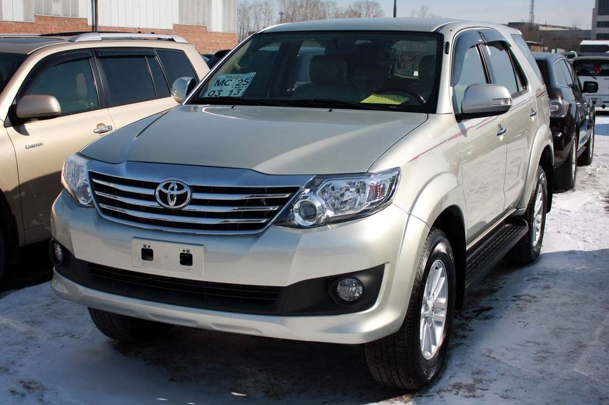 Photo 1 enlarge photo 1199x799 2012 toyota fortuner photos