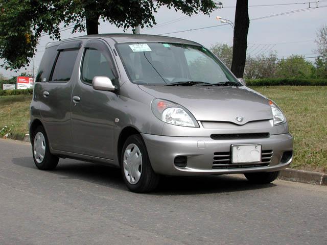 1999 Toyota Funcargo