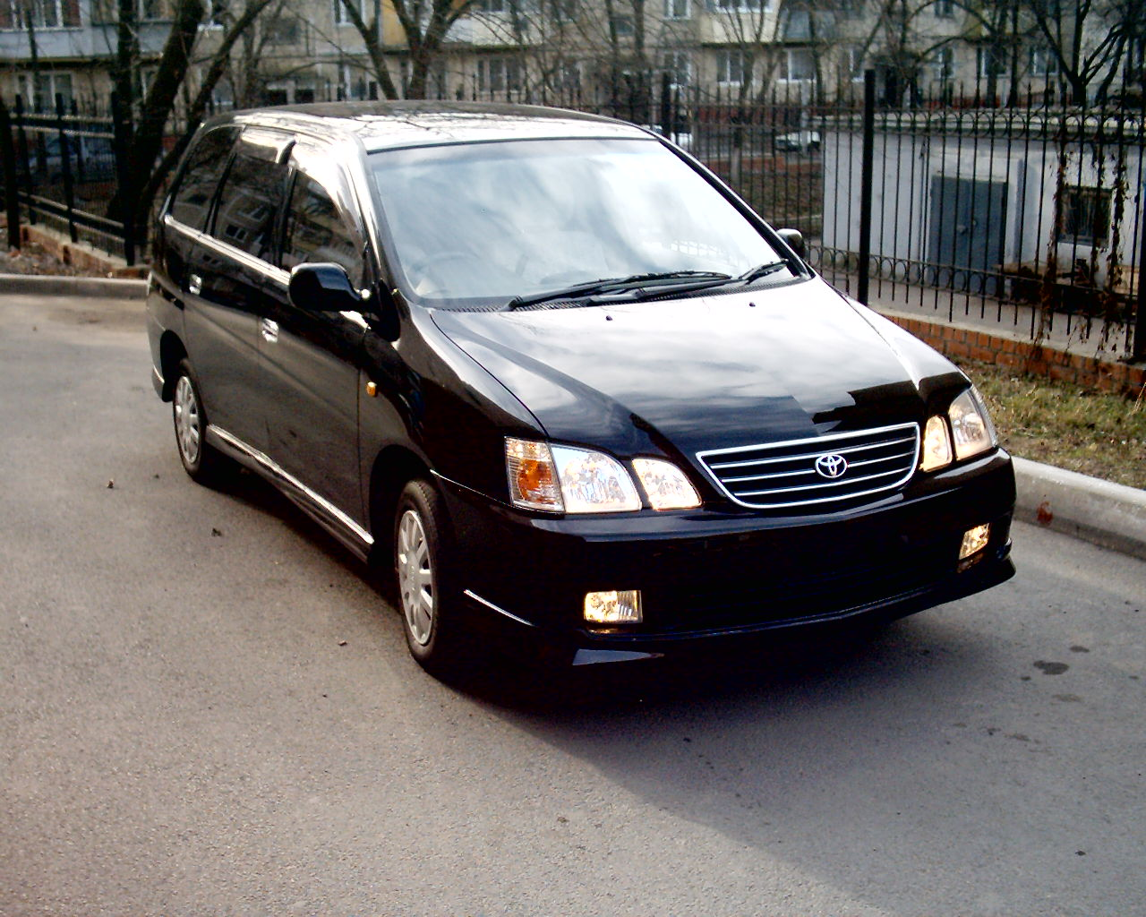 2001 Toyota Gaia Pictures 2000cc Gasoline Automatic