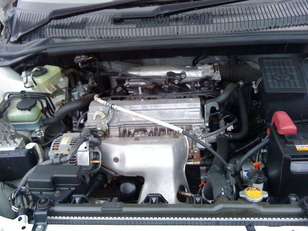 2001 Toyota GAIA For Sale