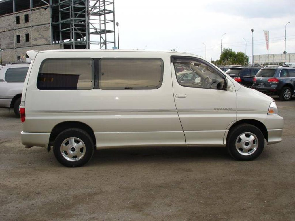 Or four wheel drive used toyota granvia 2001 toyota granvia pictures