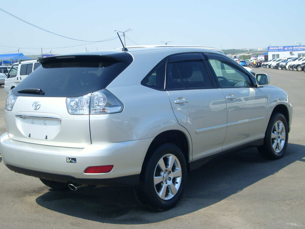 Used 2004 Toyota Harrier Photos 2400cc Gasoline Ff