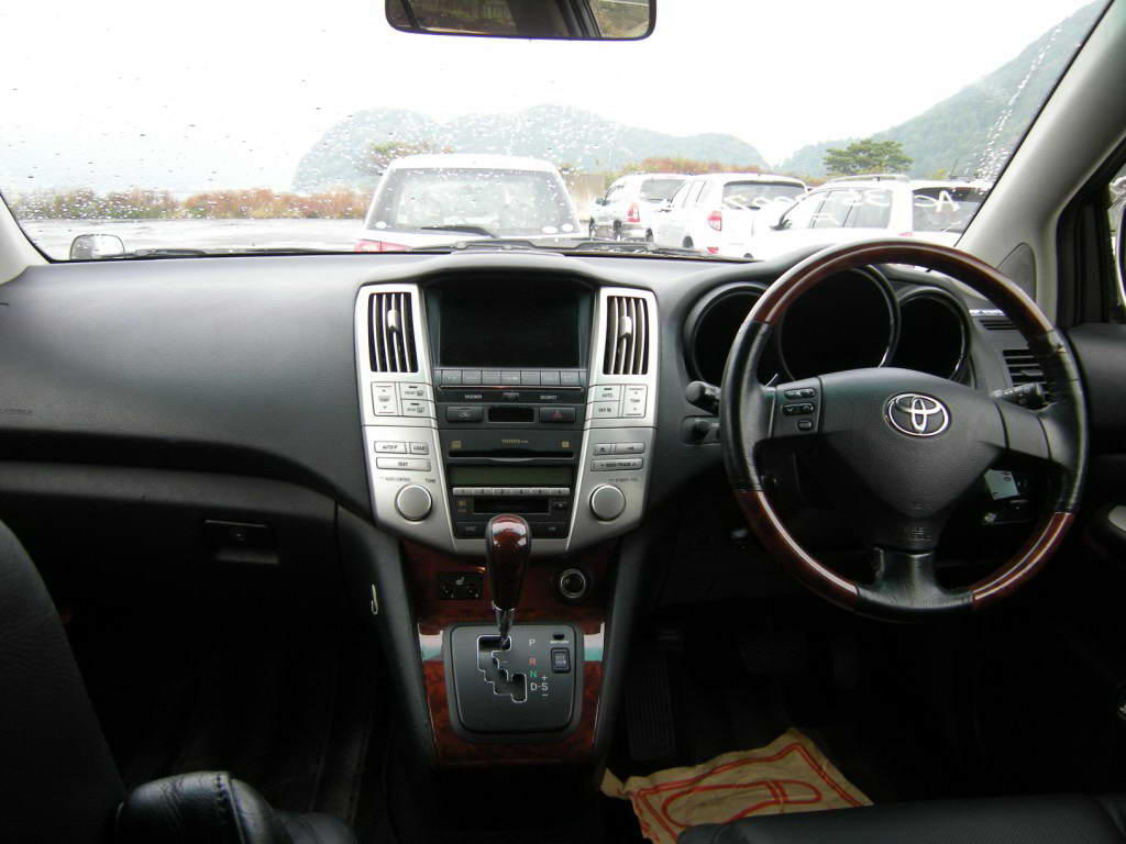 Used 2004 Toyota Harrier Photos, 2400cc., Gasoline ...
