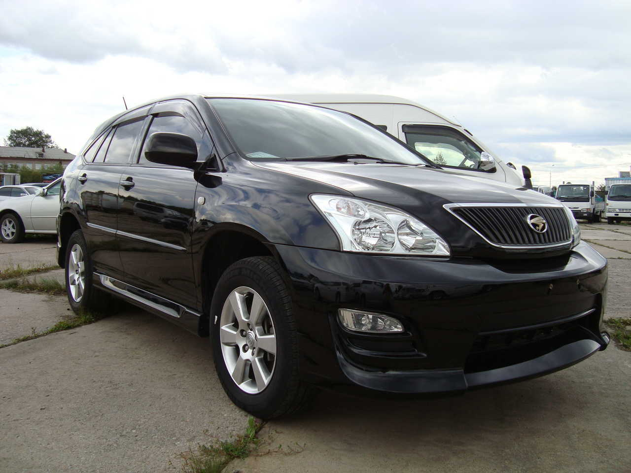2004 toyota harrier pictures 3 0l gasoline automatic for sale