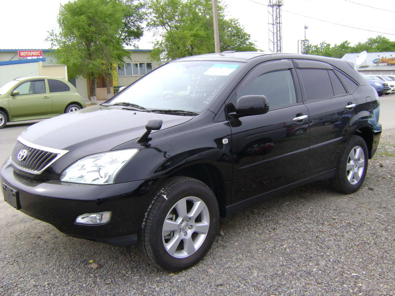 2009 Toyota Harrier Photos 2 4 Gasoline Ff Automatic