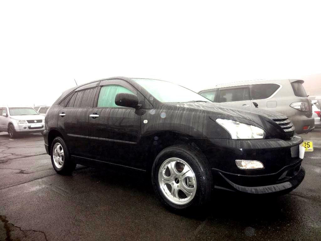 2010 Toyota Harrier Pictures 24l Gasoline Automatic For Sale