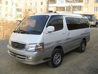 wallpapers of toyota hiace - photo #37