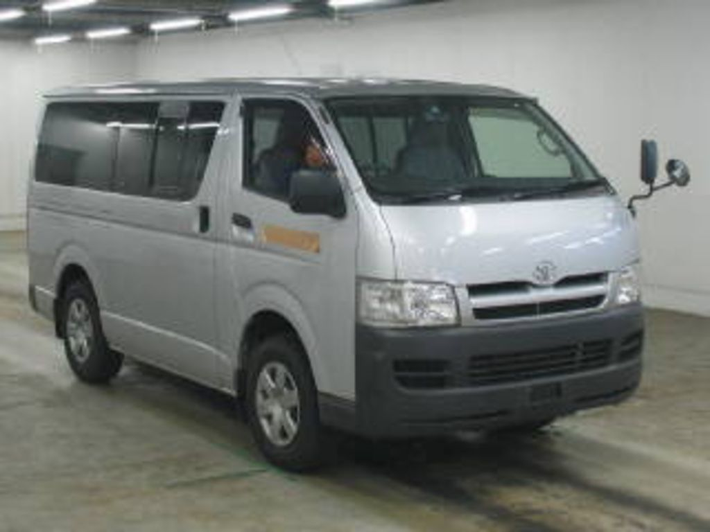 wallpapers of toyota hiace - photo #13