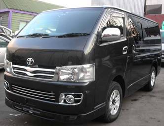 wallpapers of toyota hiace - photo #35