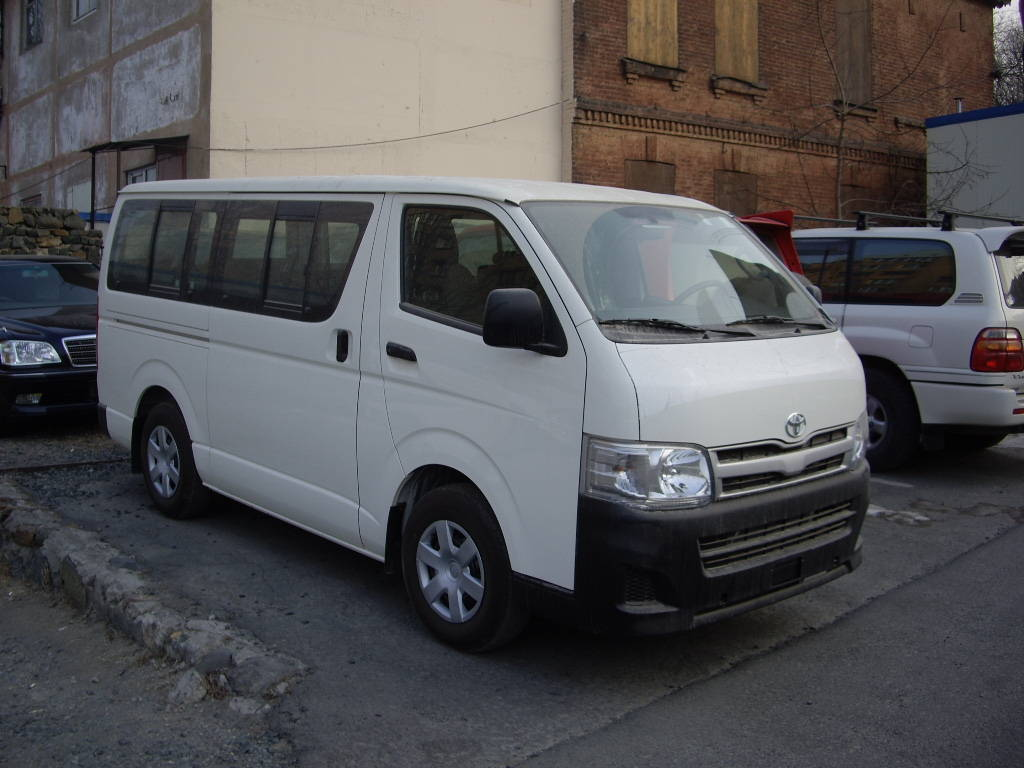 Toyota Hiace Used Toyota Hiace Vans For Sale Html Autos Post