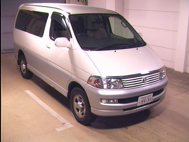 wallpapers of toyota hiace - photo #27