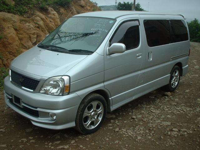 Toyota Motorhome