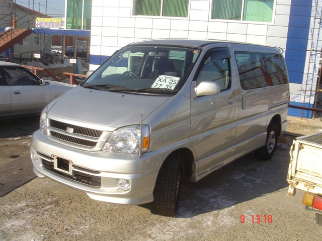wallpapers of toyota hiace - photo #25