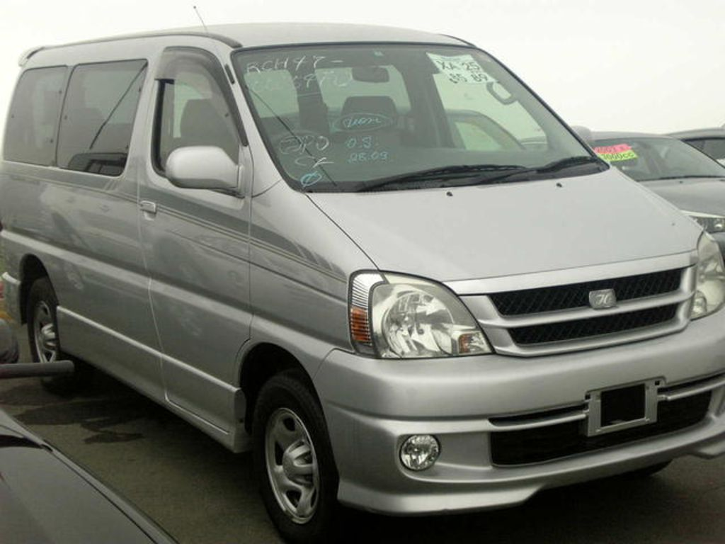 wallpapers of toyota hiace - photo #24